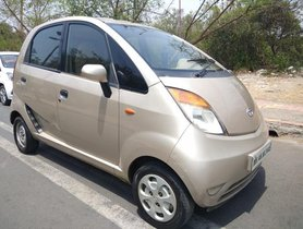 Well-kept 2012 Tata Nano for sale at low price