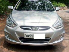 Good as new 2013 Hyundai Verna for sale at low price