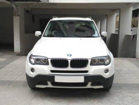 Good as new BMW X3 xDrive20d xLine 2009 for sale