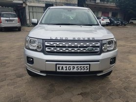 Used Land Rover Freelander 2 HSE SD4 2012 for sale