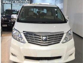 Good as new 2008 Toyota Alphard for sale