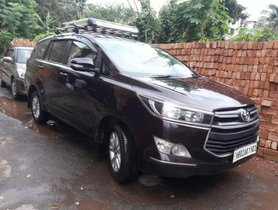 Used 2016 Toyota Innova Crysta for sale at low price