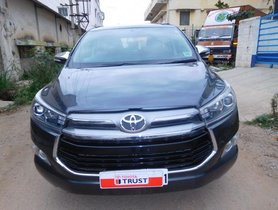 Used Toyota Innova Crysta 2.8 ZX AT 2016 by owner