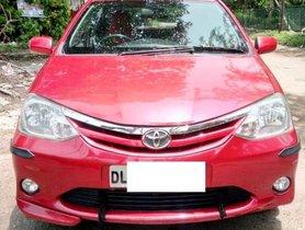 Used 2011 Toyota Etios Liva car at low price