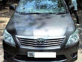 Used Toyota Innova 2.5 GX 7 STR 2012 by owner