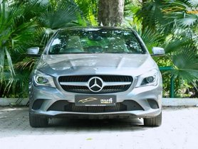 Good as new 2016 Mercedes Benz CLA for sale