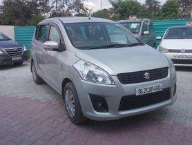 Good as new 2012 Maruti Suzuki Ertiga for sale