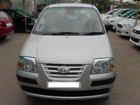 Used Hyundai Santro Xing GLS 2010 by owner