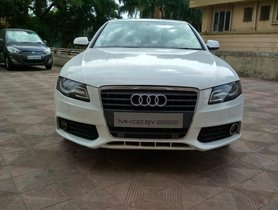 Good as new 2010 Audi A4 for sale at low price
