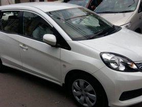 Used 2015 Honda Mobilio car at low price