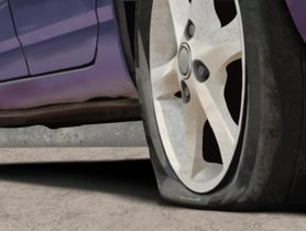 How to fix a flat tyre in five easy steps