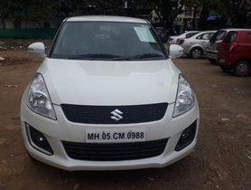 Good as new Maruti Suzuki Swift 2015 for sale