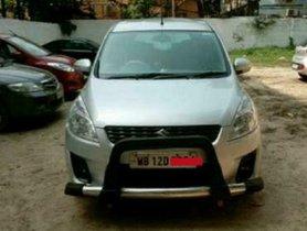 Used 2015 Maruti Suzuki Ertiga for sale in Kolkata