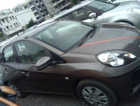 Good as new Honda Brio E MT 2015 for sale