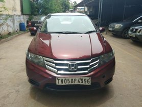 Used Honda City 1.5 E MT 2012 for sale