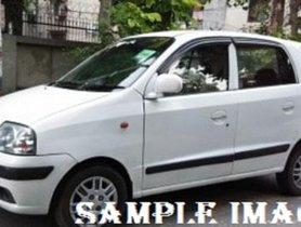 Used Hyundai Santro Xing GLS LPG 2011 for sale