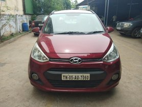 Well-maintained 2013 Hyundai i10 for sale
