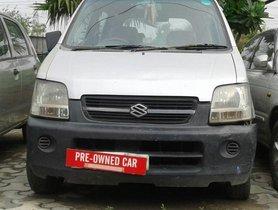 Used 2005 Maruti Suzuki Wagon R car at low price