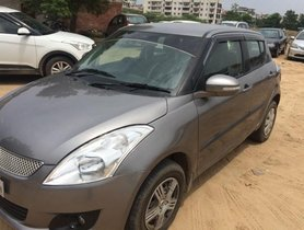 Used 2012 Maruti Suzuki Swift car at low price