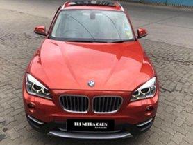 Used 2015 BMW X1 car at low price in Mumbai