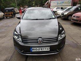 Good as new Volkswagen Passat Highline DSG 2012 in Thane