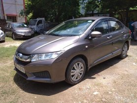 Used Honda City i-DTEC SV 2014 by owner