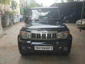Used Mahindra Bolero ZLX MT car at low price