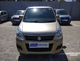 Used 2014 Maruti Suzuki Wagon R for sale at low price
