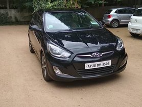 Used Hyundai Verna 2013 by owner