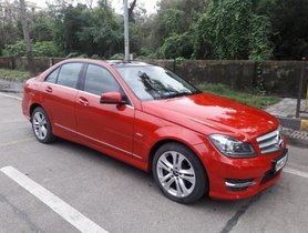 Used Mercedes Benz C Class C 220 CDI Grand Edition 2014 by owner