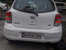 Used Nissan Micra Diesel XV 2011 by owner