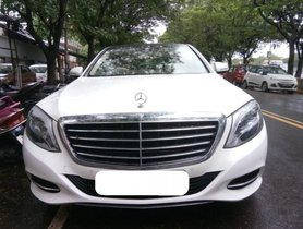 Good as new Mercedes Benz S Class 2016 by owner in Thane
