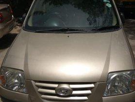 Used 2010 Hyundai Santro Xing car at low price