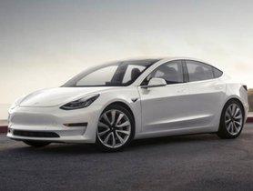 Tesla EV Compact Hatchback Released in 2022
