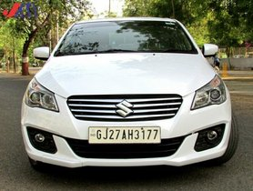Used 2015 Maruti Suzuki Ciaz car at low price
