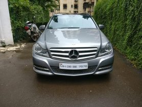 Used Mercedes Benz C Class C 200 CGI 2012 by owner