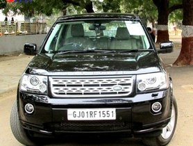 Used Land Rover Freelander 2 car at low price