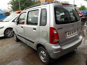 Used 2008 Maruti Suzuki Wagon R car at low price