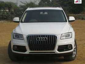 Good as new 2015 Audi Q5 for sale at low price