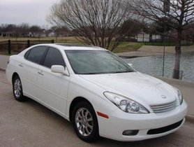 Toyota Charged $242 Million for Errors with 2002 Lexus ES300's Front Seats