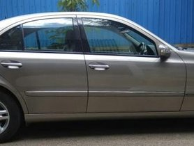Used 2006 Mercedes Benz E Class for sale