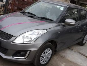 Used 2017 Maruti Suzuki Swift car at low price