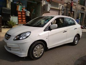 Good as new 2013 Honda Amaze for sale