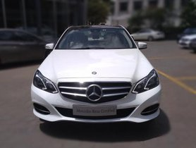 Good as new Mercedes Benz E Class 2015 for sale