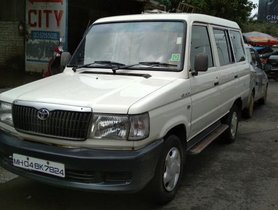 Good as new Toyota Qualis FS B3 2002 for sale