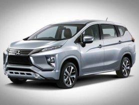 Mitsubishi Expander to Launch in India, Competing with Maruti Ertiga