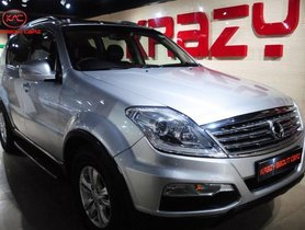 Good as new 2012 Mahindra Ssangyong Rexton for sale at low price