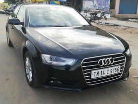 Good as new 2015 Audi A4 for sale