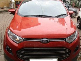 Used Ford EcoSport 1.5 Ti VCT MT Titanium 2015 by owner  in Goa