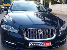 Good as new 2010 Jaguar XJ for sale at low price